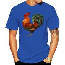 2021 moda de lazer 100% algodão o-pescoço camiseta masculina de awesomeness frango novidade masculina