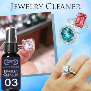 Polishing-Cloth Cleaner Necklace Cleaning-Tools Jewelry Gold-Block Spray Silver Household