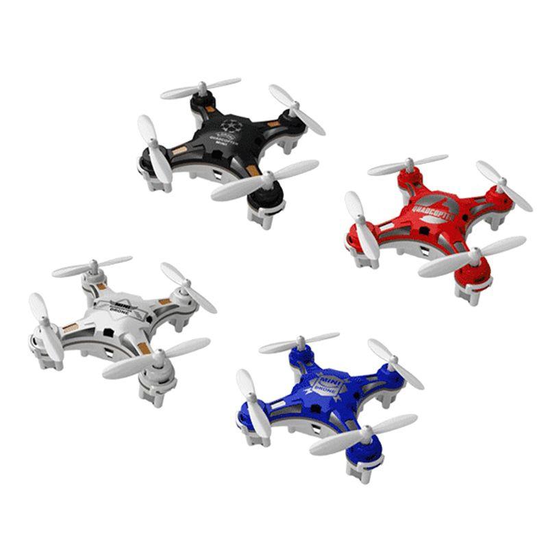 FQ777 124 Pocket RC Drone 4CH 6Axis Gyro Remote Controller Mini Quadcopter