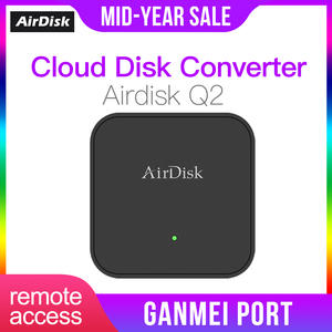 Airdisk Cloud-Storage Smart-Network Sharing Home Q2 Multi-Person USB3.0 Mobile
