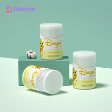 Deyo Baby Cotton Swab Paper Sticks Soft Cotton Buds Cleaning of Ears Nose Nails Belly Button Newborn Baby Care Tool 600pcs