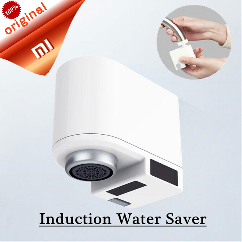 Xiaomi Nozzle-Tap Smart-Faucet-Sensor Water-Saver Zajia-Induction Kitchen Infrared Overflow