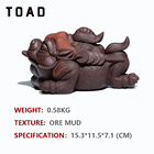 TOAD Brand Mascot, G...