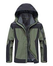 Zoxo куртка мужская верхняя одежда водонепроницаемая ветровка