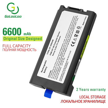 Golooloo 6600mAh Laptop Battery for Panasonic Toughbook CF-30 CF-31 CF-53 CF-VZSU46 CF-VZSU46AU CF-VZSU46U CF-VZSU46SCF-VZSU71U girona fc getafe cf