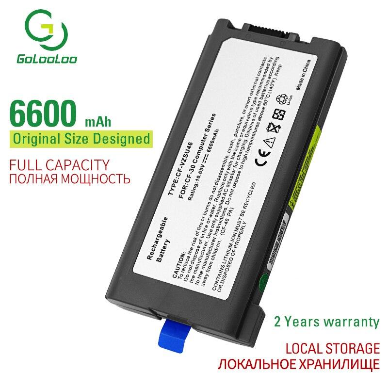 Golooloo Laptop Battery For Panasonic Toughbook CF-30 CF-31 CF-53 Series CF-VZSU46 CF-VZSU46AU CF-VZSU46U CF-VZSU46SCF-VZSU71U