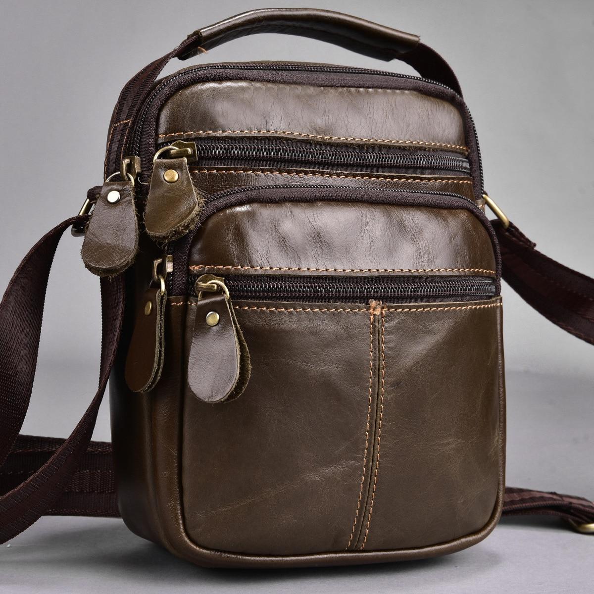 Shoulder-Bag Business Men's Multi-Function Boutique