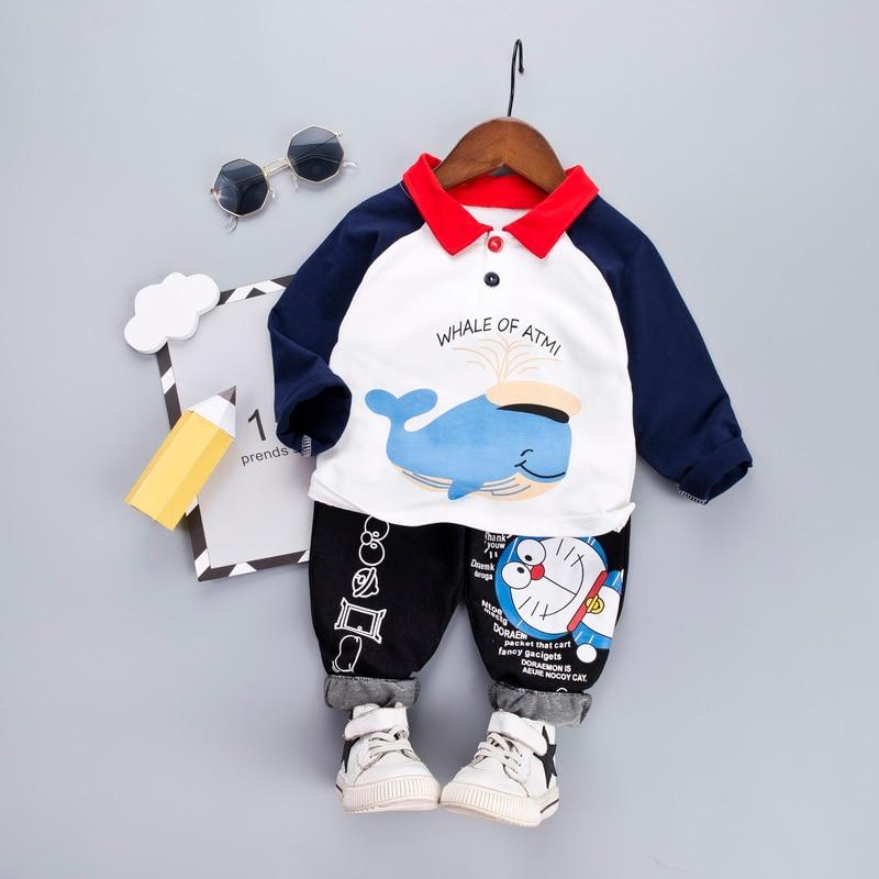 SMTSMT 2pcs//Set Toddler Infant Baby Boy Girl Clothes Floral Hoodie Tops Pants Outfits Set