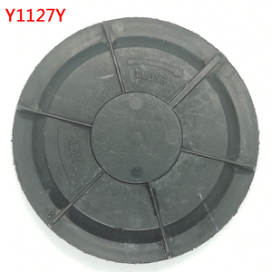 Image 1 - 1 pc for Citroen C5 89072762 Headlamp dust cover Bulb access cover Headlamp cap Lamp waterproof plug protection plate Y1127Y