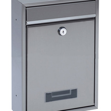 Mailbox Outdoor Magazine-Post-Box Newspaper Wall-Mount Letter Security-Locking Home-Garden-Decoration