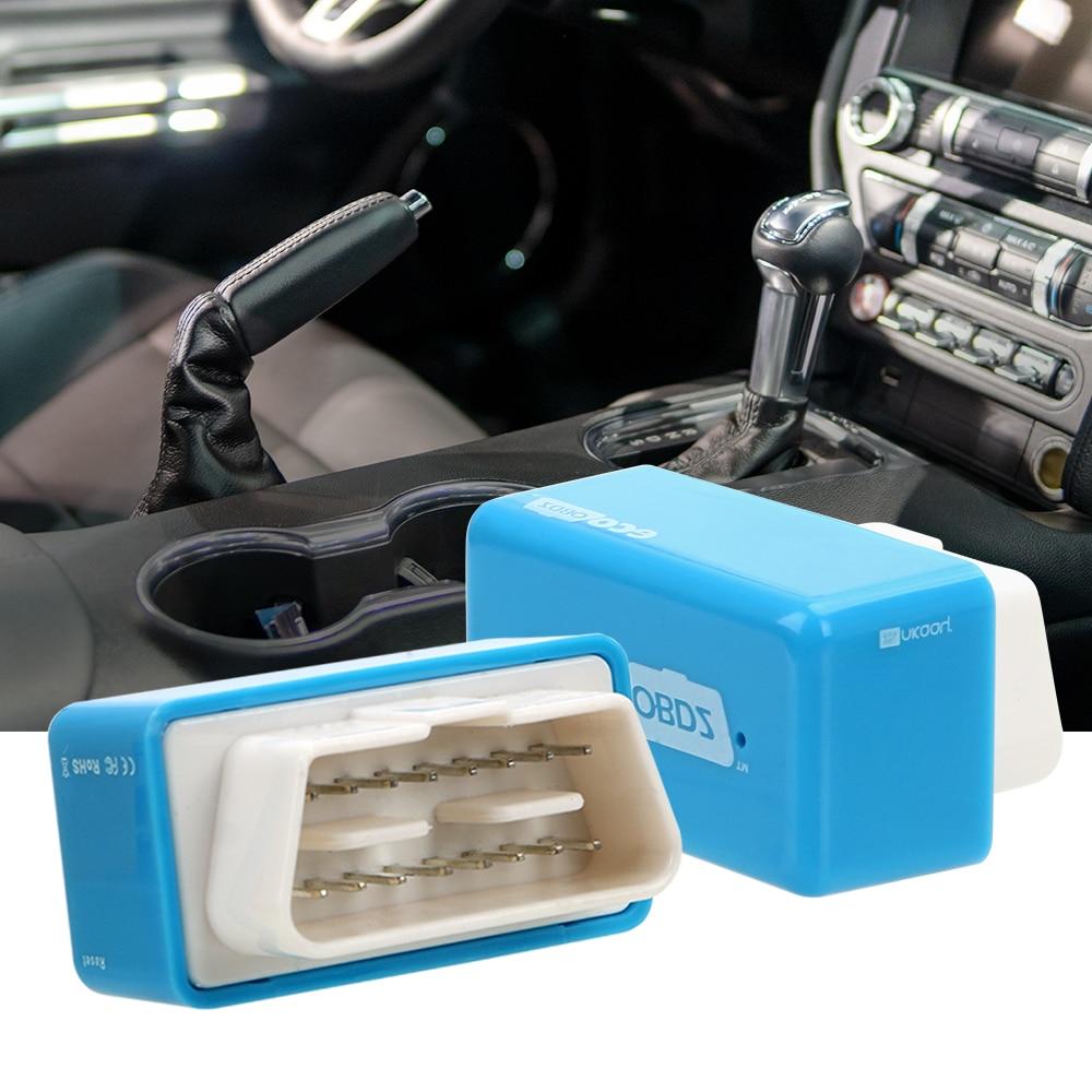 LEEPEE Code Leser Auto Scan Werkzeuge Für Diesel/Benzine Auto Tuning Box Stecker & Fahrer Nitro/Eco OBD2 ECU Chip Auto Reparatur Werkzeug
