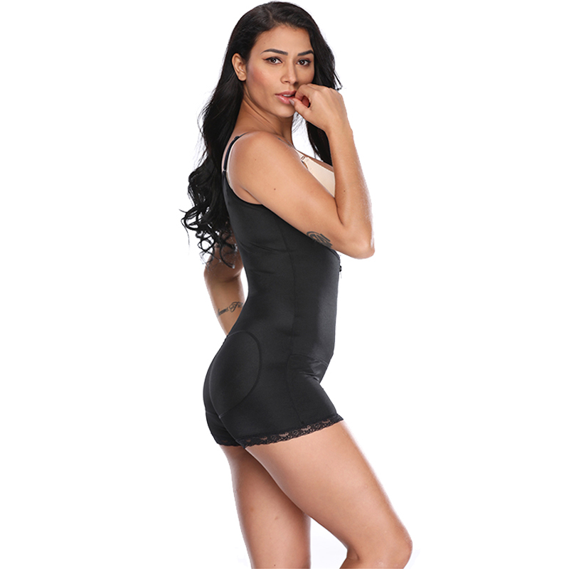 Full Body Shaper Bodysuit Shapewear Waist Trainer Women Abdomen Shapers Tummy Control Slimming Sheath Seamless Slim latex Corset