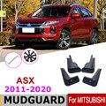 Автомобильное крыло для Mitsubishi ASX 2020-2011 над крылом Брызговики защита брызговик аксессуары 2018 2014 2012