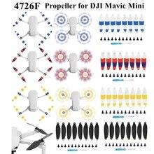 Blades-Props Propellers Rc-Drone-Accessories Dji Mavic Mini Low-Noise Quick-Release 4726F