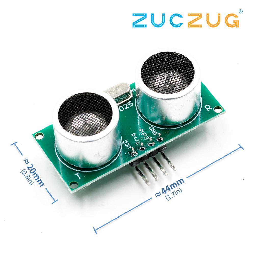 Neue US-025 welt Ultraschall Welle Detektor Bis Hin Modul für arduino Abstand Sensor Anstelle von HC-SR04
