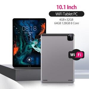 10,1-дюймовый планшет Android 9.0 WIFI 4 ГБ + 32 ГБ 64 ГБ 128 ГБ 8-ядерный 1920 * 1200 IPS экран 4G сеть двойной Wacom камера USB-планшет