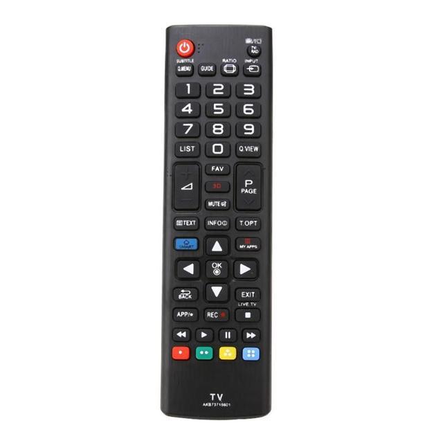 ユニバーサルテレビのリモコン 433mhzのスマート交換lg AKB73715601 55LA690V 55LA691V 55LA860V 55LA868V