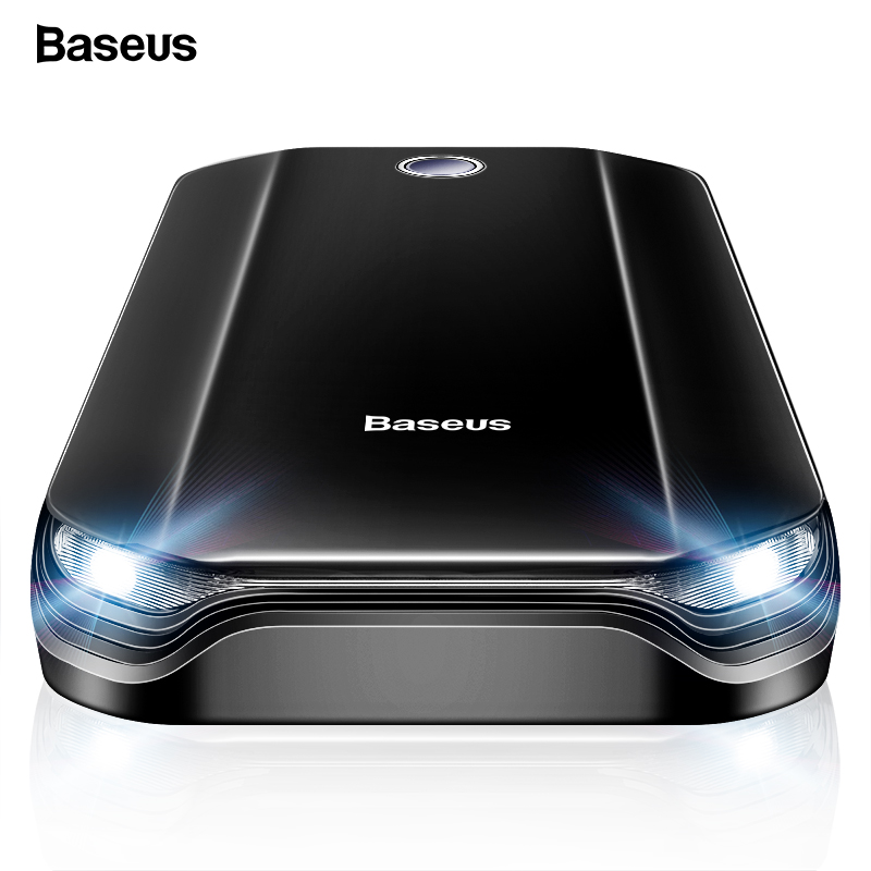 Baseus Super Power Car Jump Starter Power Bank 800A Portable Car Battery Booster Charger 12V Starting Device Petrol Car Starter