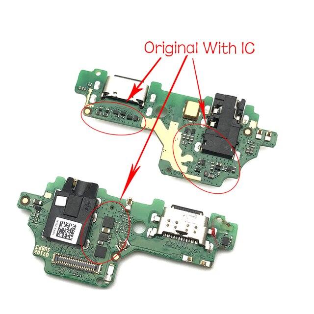 Câble de câble de Dock de Port de prise de connecteur de charge de puissance dusb pour Lenovo Z6 Lite L38111