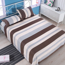 2019  Decor Home Brand Bed Sheets Textile Bedding Coverlet Flat Sheet Flower Cover Soft Warm Bedsheets