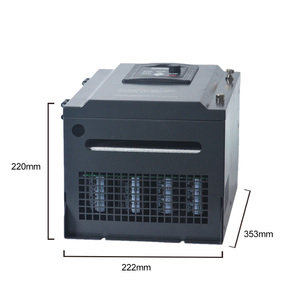 Image 3 - WK600 Vector Control frequency converter Three phase variable frequency inverter 380V 15kw/18.5kw/22kw ac motor speed controller