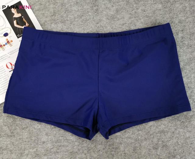 PARAKINI Plus Size Swimwear Flower Print Open Back Swimdress and Shorts Large Size Swimsuit Women Tankini Beach Wear Bathing Sui 5