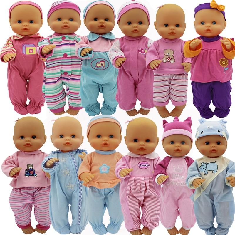 New Set Clothes  Fit 35 Cm Nenuco Doll Nenuco Y Su Hermanita Doll Accessories