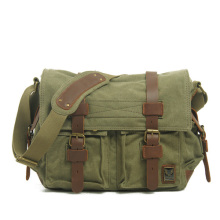 Men's messenger bag casual canvas handbag men's