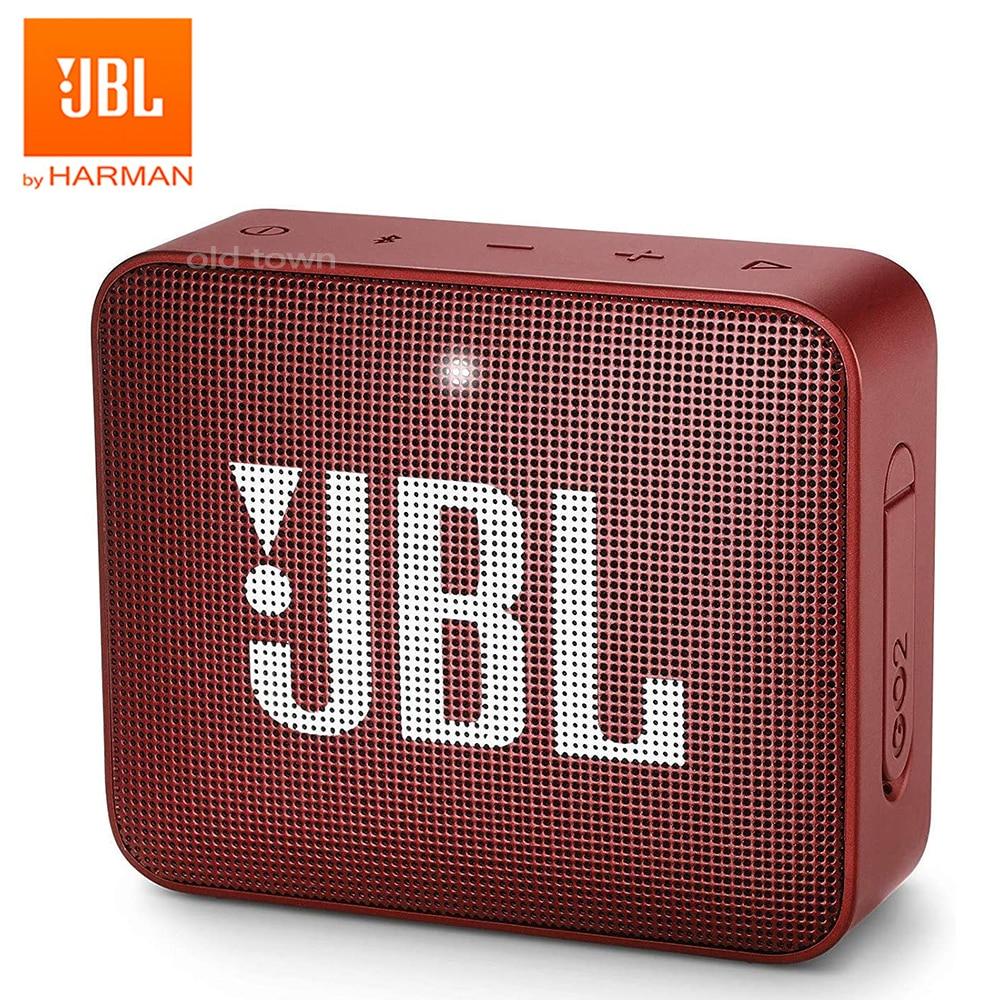 Jbl Go2 Mini Portable Wireless Speaker IPX7 Waterproof Outdoor Bluetooth Subwoofer JBL Go 2 Speaker Sport Rechargeable Battery
