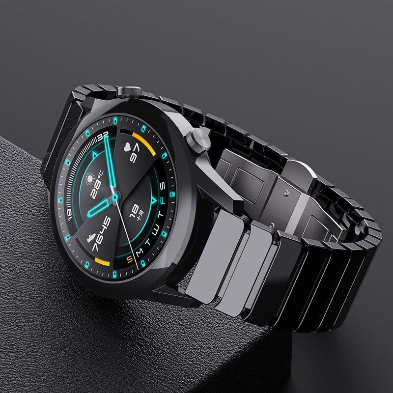 Купить ремешок керамический для часов honor magic 2 46 мм браслет gt2