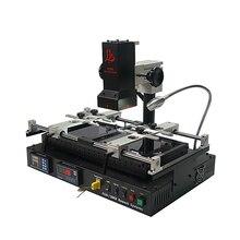 LY IR 8500 V.2 BGA Rework Station Laptop IC Soldering Machine upgrade from IR6000 IR6500 mobile repair
