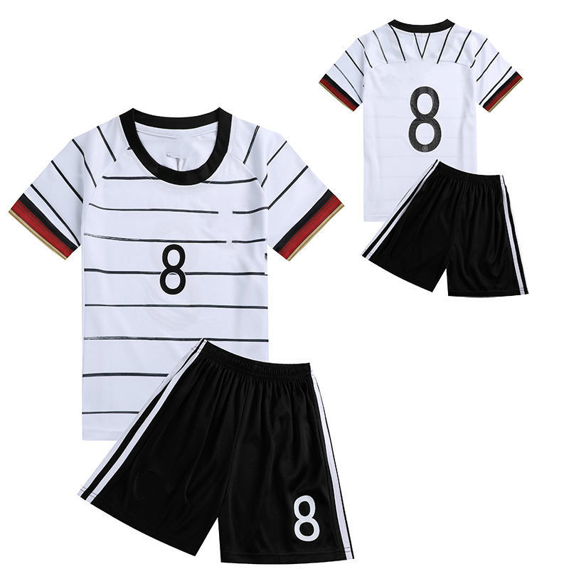 Fashion World Cup Children's Football Suit For Middle And Large Children's Clothing For Boy Baby's Jersey For Suit Boys Sports 3