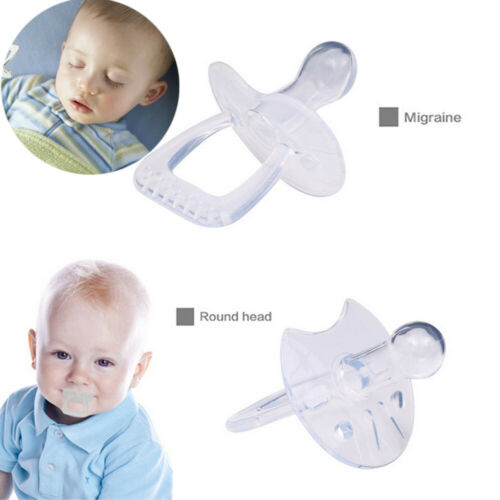 Kids Nipple Feeding Safe Baby Accessories Newborn Kids Baby Infant Dummy Pacifier Silicone Teat Nipple Soother Round Shape