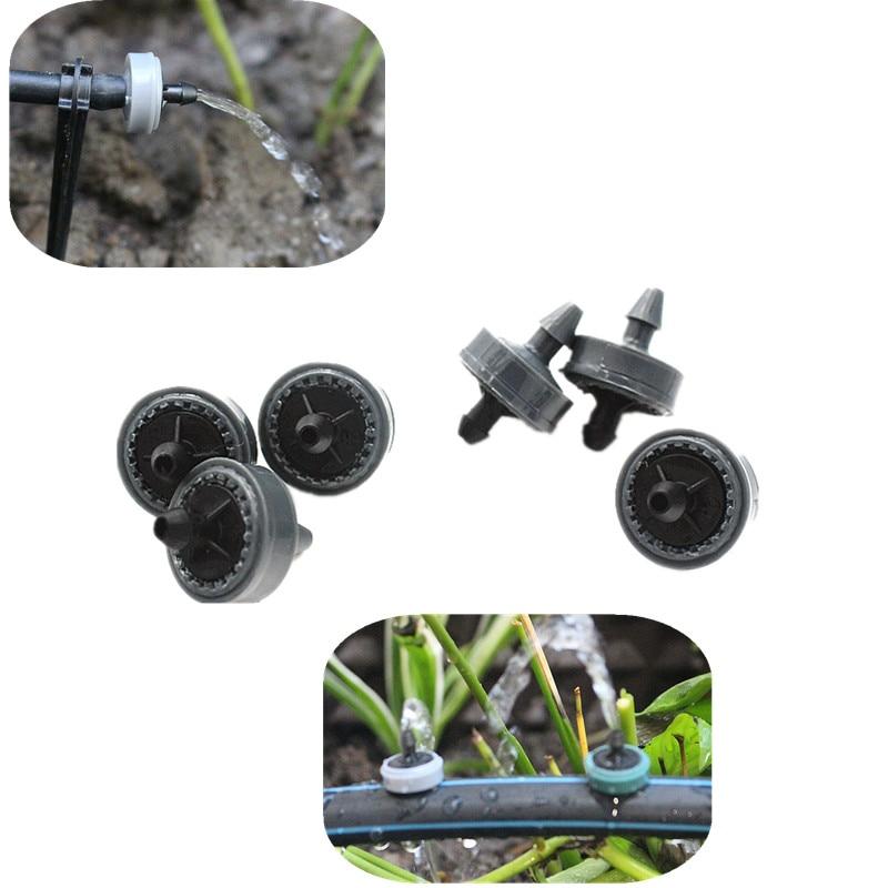 1000 ピース/パック 4LPH ミニ圧力補償ドリップエミッタオンラインドリッパー PC ドリップエミッタ点滴灌漑 N207  グループ上の ホーム&ガーデン からの ガーデン スプリンクラー の中 1