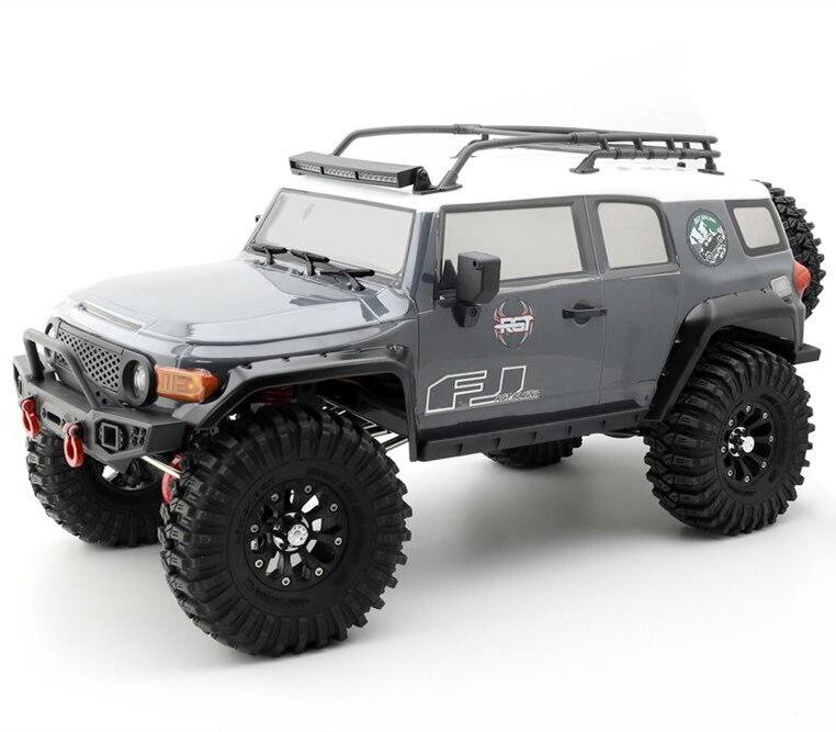 RGT EX86120 пустынная лисица 1/10 весы 4WD внедорожного гусеничного Обратный Привод Системы RC внедорожных транспортных средств