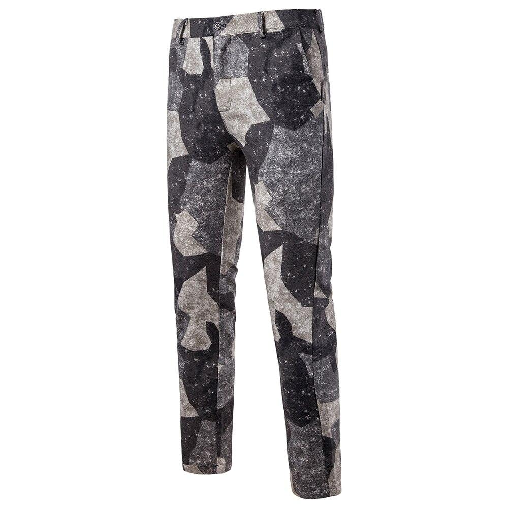 Мужская Мода Национальный Ветер Повседневное модные Для мужчин Блейзер Для мужчин s Брюки