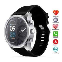 COXRY, двойной дисплей, IP68, водонепроницаемые Смарт-часы для мужчин, 15 дней в режиме ожидания, монитор сердечного ритма, умные часы, фитнес-трек...