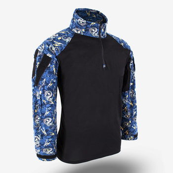 BACRAFT Gen3 Tactical Long Sleeve Shirt With Hot Stamping Pattern - XS/S/M/L/XL/XXL