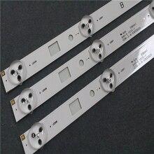 "3pcs x LED Backlight Strip for So ny 32""TV for SAM SUNG_2014_SONY_DIRECT_FIJL_32V_A3228_8LEDs_REV1.2_140404 8-LEDs 612mm"
