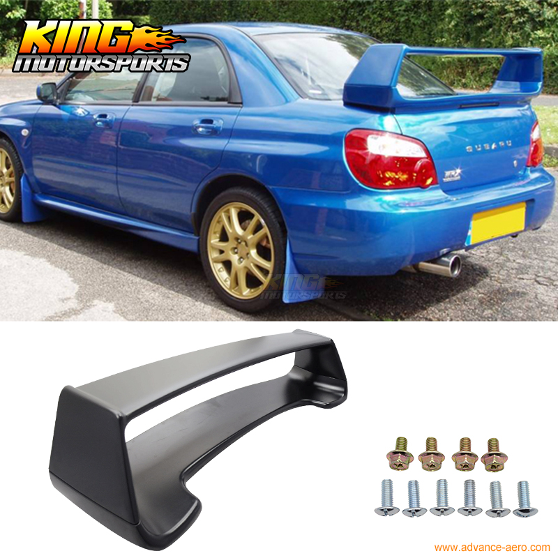 fit for 02 07 subaru impreza wrx sti oe trunk spoiler wing 3rd brake lighte usa domestic free shipping us light wing wingwing spoiler aliexpress us 209 0 fit for 02 07 subaru impreza wrx sti oe trunk spoiler wing 3rd brake lighte usa domestic free shipping us light wing wingwing spoiler