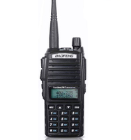 baofeng uv מכשיר קשר Baofeng UV-82 Dual-Band שתי דרך רדיו 136-174 / 400-520 MHz FM 5 ואט סוללת 2800mAh Ham משדר Waterproof (1)