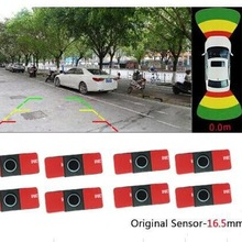 Camera Parking-Detection Blind-8-Sensor Visual Option with OEM for 360-Around-View Two-Channel