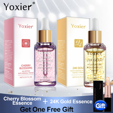 Yoxier Hyaluronic Acid Face Serum Skin Care Shrink Pores Remove Acne Whitening Moisturizing Essence Face Cream Skin Serum Gift