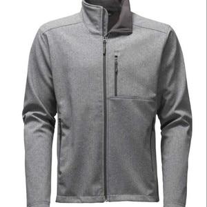 Men's Soft Case Raincoat Jacke