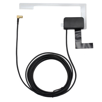 цена на SOONHUA Antenna Glass Mount Digital Car Radio Aerial Antenna Universal Antennas For Vehicle Radio