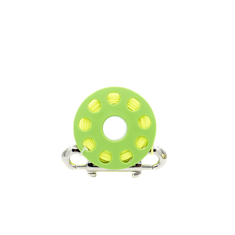 HobbyLane Diving Accessory Diving Reel with 30 M Swimming Line Shaft Rope Outdoor Diving Equipment Pull Buoy Rope Ring Spool Hot in Pool Accessories from Sports Entertainment