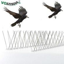 Pointes doiseaux et de Pigeons 6M, nouvelle mise à niveau, Anti oiseau, pointes de Pigeons, pour se débarrasser des Pigeons et des oiseaux effrayants, antiparasitaire