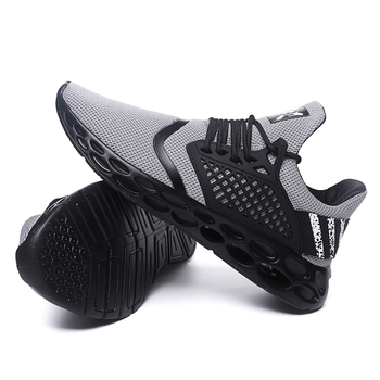 Big Size 39-46 New Trend Running Shoes for adults Breathable jogging Athletic Sports lace-up Men Sneakers