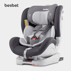 Free shipping Bebet Children's Safety Seat Vehicle Seat ISOFIX for 0-4-6-year-old Car-borne Newborn Babies