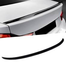 For M3 Style Glossy Black Trunk Lid Spoiler Fit for BMW 4 Series F32 Coupe 2014+ car accessories
